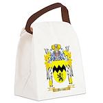 Morisse Canvas Lunch Bag