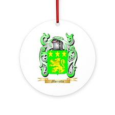 Moriotto Round Ornament