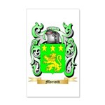 Moriotti 35x21 Wall Decal