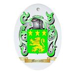 Moriotti Oval Ornament