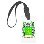Morini Large Luggage Tag