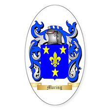 Moring Sticker (Oval)