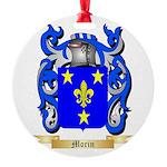 Morin Round Ornament