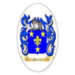 Morin Sticker (Oval)