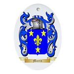Morin Oval Ornament