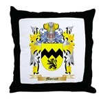 Moricet Throw Pillow