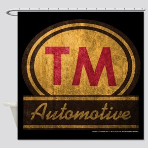 SOA TM Automotive Shower Curtain