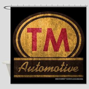 SOA TM Automotive Shower Curtain