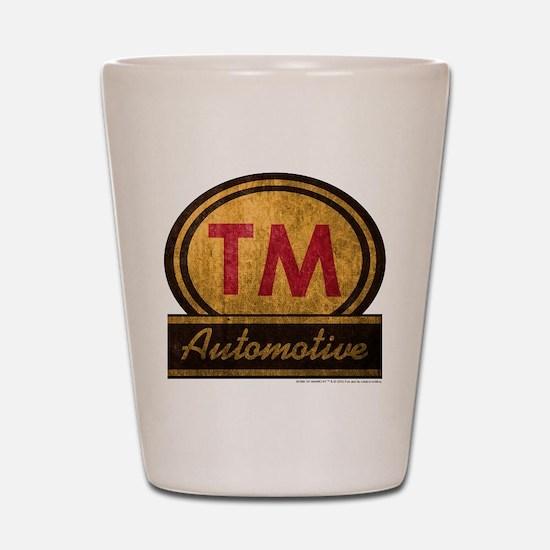 SOA TM Automotive Shot Glass