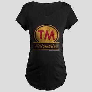 SOA TM Automotive Maternity Dark T-Shirt