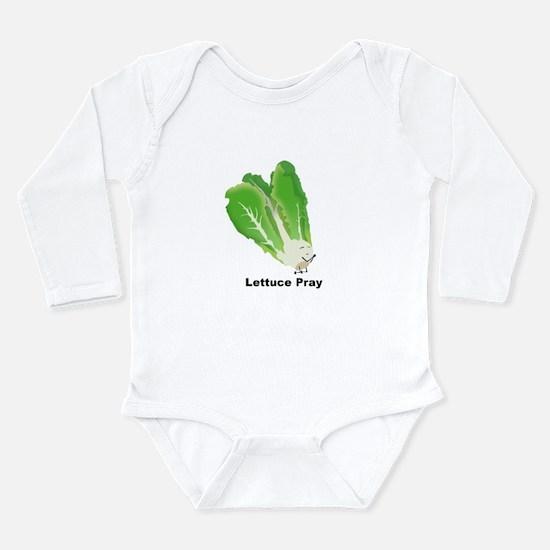 Lettuce Pray Body Suit