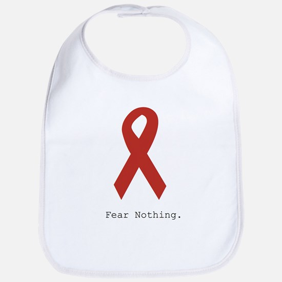 Red: Fear Nothing. Bib