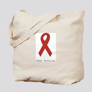 Red: Fear Nothing. Tote Bag