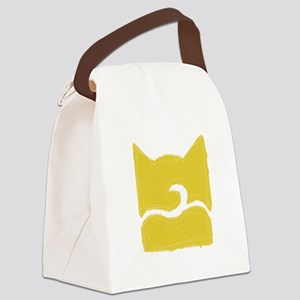 Windclan YELLOW Canvas Lunch Bag