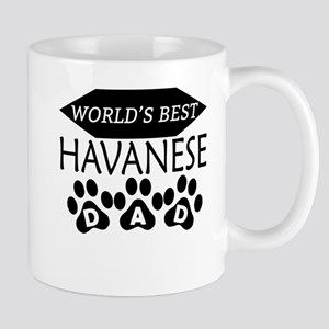 World's Best Havanese Dad Mugs