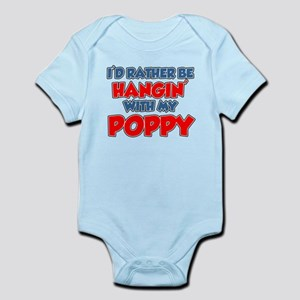 Rather Be With Poppy Body Suit