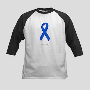 Blue Ribbon: Strong Baseball Jersey