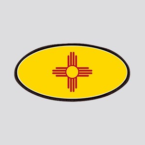 New Mexico State Flag Patch