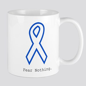 Blue Out: Fear Nothing Mugs