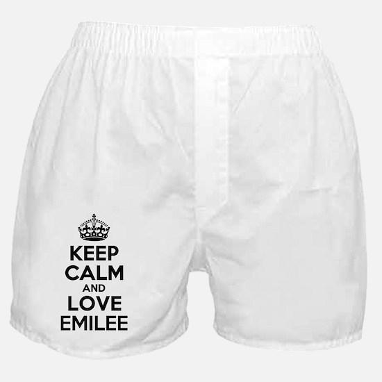 Funny Emilee Boxer Shorts