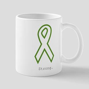 Green: Strong Mugs