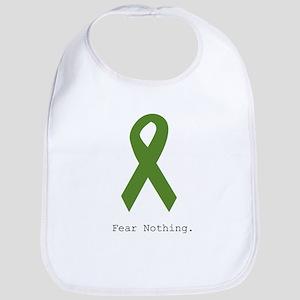 Green: Fear Nothing Bib