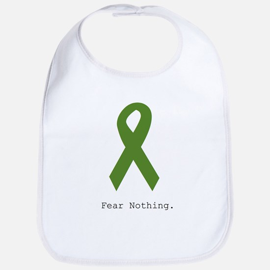 Green: Fear Nothing Bib