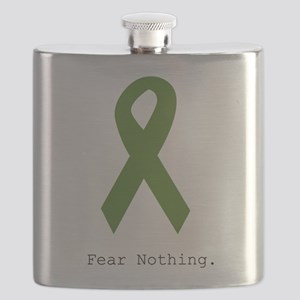 Green: Fear Nothing Flask