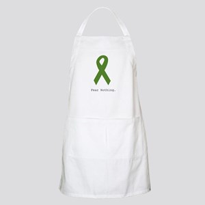 Green: Fear Nothing Apron