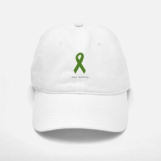Green: Fear Nothing Baseball Baseball Cap