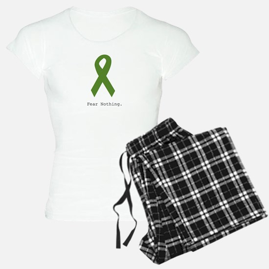 Green: Fear Nothing Pajamas