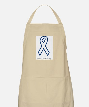 Navy Blue: Fear Nothing Apron