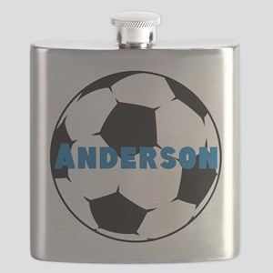 Personalized Soccer Flask