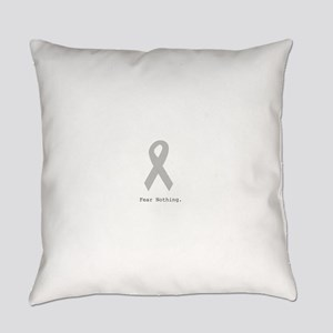Silver: Fear Nothing Everyday Pillow