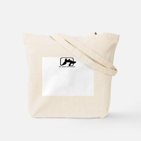Dog Love Tote Bag