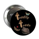 """Toadily Toads 2.25"""" Button (10 pack)"""