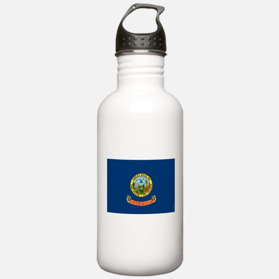Idaho State Flag Water Bottle