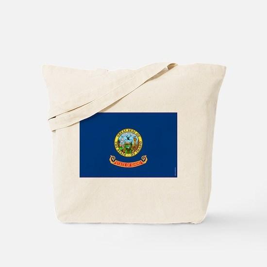 Idaho State Flag Tote Bag