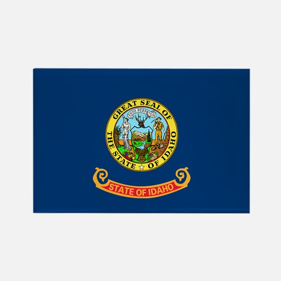 Idaho State Flag Magnets