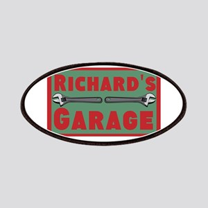 Personalized Garage Patch