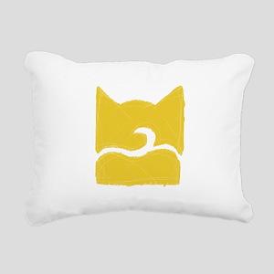 Windclan YELLOW Rectangular Canvas Pillow