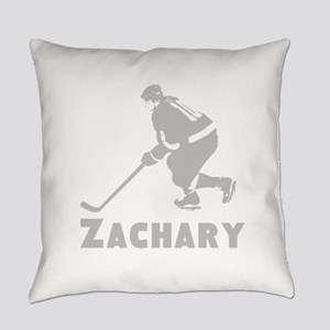 Personalized Hockey Everyday Pillow