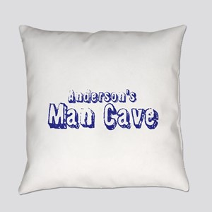 Personalized Man Cave Everyday Pillow