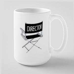 Director Seat Large Mug