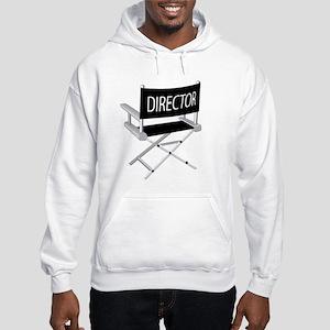Director Seat Hooded Sweatshirt