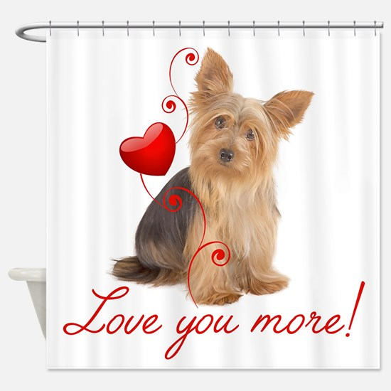 Cute St. valentine%27s day Shower Curtain