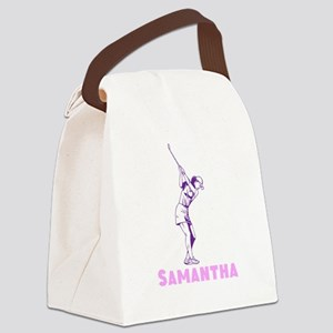 Personalized Golf Canvas Lunch Bag