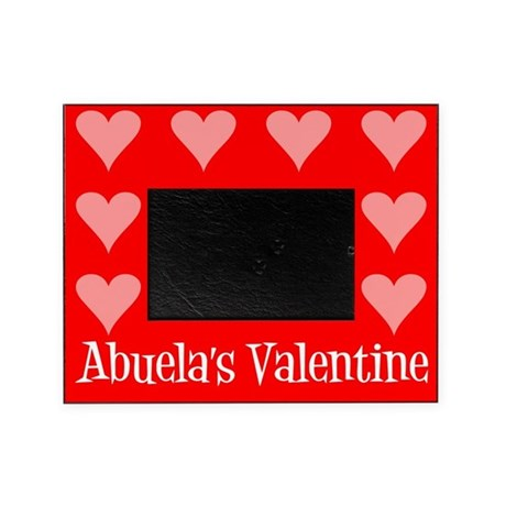 Abuela Valentine Picture Frame by GrandparentGifts
