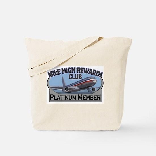 Mile High Rewards Tote Bag
