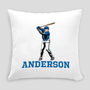 Personalized Baseball Everyday Pillow